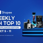 Innovate your Kitchen Experience with these 10 Must-Have Kitchen Appliances at the Shopee 10.10 Brands Festival