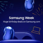 SAMSUNG celebrates founding anniversary with a week of exclusive offers