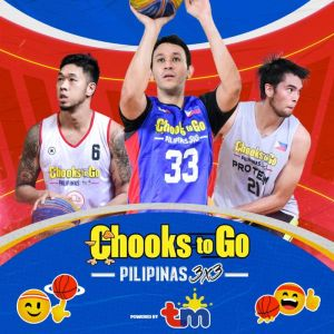 TM Partners with Chooks-to-Go Pilipinas 3X3 League
