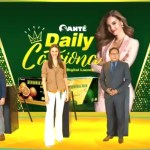 Santé introduces Miss Universe 2018 Catriona Gray as new Brand Ambassador for Daily C