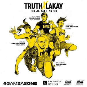 Team Lakay Takes Up New Gaming Hobby to aid training