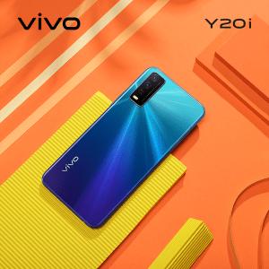 vivo Y20i elevates your style