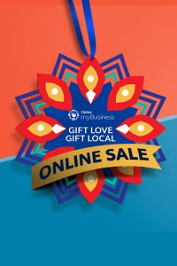 Great deals on Mobile and Broadband Plans await at the Gift Love, Gift Local Online Sale on the Globe myBusiness Shop
