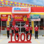 Alfamart, the first PH Super Minimart, commits to communities with the drive to improve and develop services as they achieved 1000-store milestone amid a global pandemic