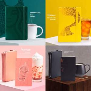 Starbucks Philippines unveils colorful and newly designed 2021 Planner