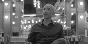 Former president Barack Obama joins Lebron James and Maverick Carter for a special edition of HBO's The Shop: Uninterrupted