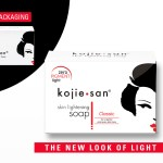Kojie.san unveils the new look of light with new packaging and advanced Zero Pigment Light Technology