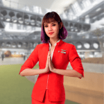 AVA, AirAsia's multilingual virtual Allstar, serving you through 2020 and beyond