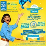 Unbox the gift of P1SO fare flights with Cebu Pacific's biggest BERyahero seat sale