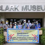 Clark-Pampanga-Subic travel corridor launched
