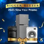 New year signals a fresh start for everyone, and also means new appliances from Beko