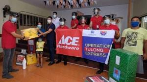 Ace Hardware helps rebuild lives