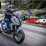 Time to innovate and ride smart with the all-new Honda X-ADV