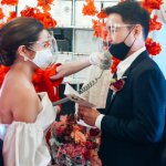 AirAsia celebrates love in the air; marks 1st wedding onboard a commercial aircraft in the Philippines