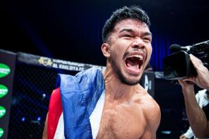 Pinoy MMA star in BRAVE CF main event