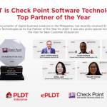 ePLDT is Check Point Software Technologies Top Partner of the Year