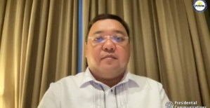 Sec. Harry Roque Facebook Page debunks rumors he's quarantined in a posh hotel in Pasay