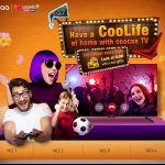 Experience the CooLife as coocaa's S6G Pro Smart TV joins Lazada's birthday sale with up to 47% discount