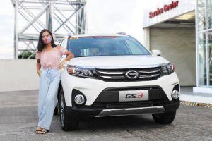 MTB Asian Champion Ariana Dormitorio is GAC Motor PH's new ambassador