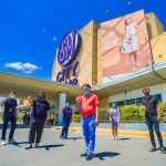 SM City Marilao assists in LGU's COVID-19 vaccination and SAP roll out