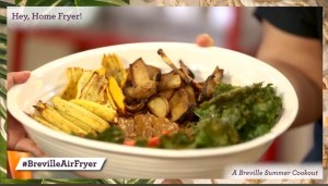 Breville Philippines Smart Oven Air Fryer makes frying more easy and exciting in the kitchen