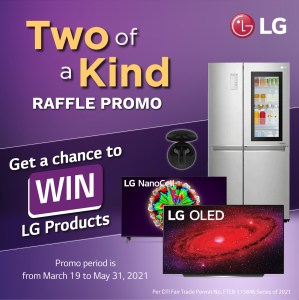 LG's OLED Madness Promo extended to May 31