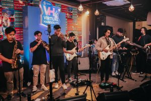 Globe Virtual Hangouts brings a reinvented concert experience with GoJAM Live x Karpos Live 360 Sessions