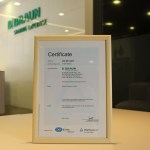 Dialysis center maintains country's first and only ISO certification