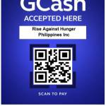 Help alleviate hunger through Globe Rewards and GCash