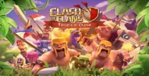 'Clash of Clans – Tropical Clash', Celebrate friendship with your favorite SEA CoC players!