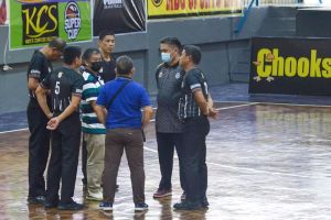 Game in VisMin Cup postponed due to power interruption