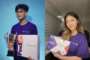 The 2021 FedEx / JA International Trade Challenge kicks off in the Philippines to nurture future entrepreneurs and small businesses
