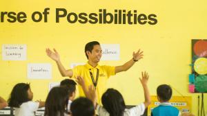"Transforming students' lives the ""Silid-Aralan"" way"