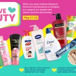 Unilever says 'Yes to Positive Beauty'