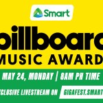 Smart brings the 2021 Billboard Music Awards exclusively on gigafest.smart