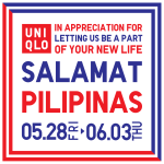 UNIQLO Philippines celebrates its 9th anniversary with exclusive offers and promotions