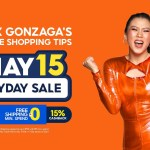 Shopee Princess Alex Gonzaga dishes Akinse Shopping Tips for the upcoming Shopee 5.15 Payday Sale