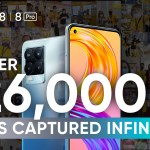 realme PH achieves record-breaking first-day sales for 8 series; over 26,000 Filipinos 'capture infinity'
