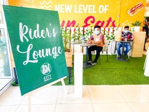 SM Bulacan Malls open Rider's Lounge
