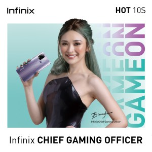 Infinix taps esports It-Girl Bianca Yao as Chief Gaming Officer for the Philippines