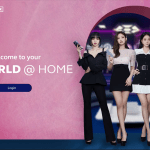 Experience BLACKPINK vibes with an exclusive World @ Home treat from Globe At Home