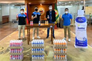 Asahi Beverages Philippines donates cultured milk drink to Pasig City to help boost vaccination efforts
