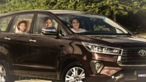 New Toyota Innova takes pride on comfort and safety