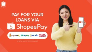 Here's how you can pay for your loans via ShopeePay