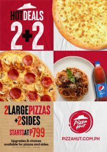 Petsa De Peligro, No Problemo! with Pizza Hut's 2 new Hot Deals offers