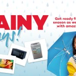 It's rainy yays with Home Credit's top tips (and 0% interest deals)
