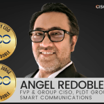 PLDT Chief Information Security Officer wins Visionary CISO Award