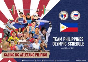Duterte gives additional allowances for Tokyo Olympians
