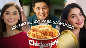 Top Filipino stars – Pia Wurtzbach, Anne Curtis, and Aga Muhlach share why Chickenjoy means so much to the world