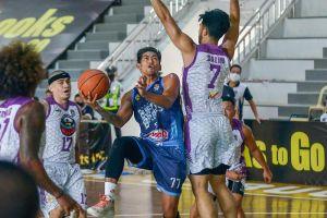 JPS Zamboanga City flattens Kapatagan in Vismin Minda leg